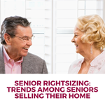 Senior Rightsizing: Trends Among Seniors Selling Their Home